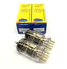(2pcs.)  E88CC  Gold Pin  J J  New Valve Tubes
