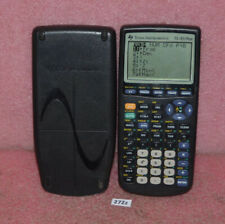 Texas Instruments Graphing Calculator Model Ti-83 Plus.