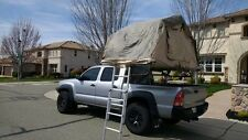 Hot Metal Fab Universal Over The Bed Rack holds any rooftop tent, fits any truck