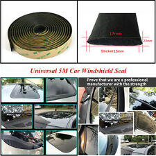 Car Windshield Triangular Window Sunroof Waterproof 5M Rubber Sealing Strip Trim