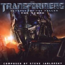 TRANSFORMERS REVENGE OF THE FALLEN (Score) CD NUOVO