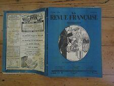 La revue Française (25 revues en EO du Numero 27 au numéro 52) - 1926 - Rare