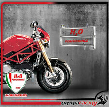 Radiatore Acqua H2O Performance SBK Radiator Ducati Monster S4RS