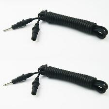 2 pcs Laparoscopic Monopolar cable small plug Laparoscopy Brand new