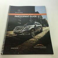 2013 Mercedes-Benz GL-Class GLK-Class Participant Guide Dealership Catalog