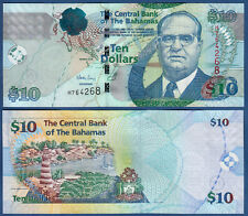 BAHAMAS 10 Dollars 2009  UNC  P. 73A