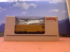 H0 Märklin Güterwagen A38