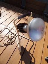 Lampe design C. Perriand ? pour Philips bakelite deco loft 70's pop age