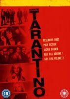 Nuovo The Quentin Tarantino Collection(5 Film) DVD (MIRLGD95308)