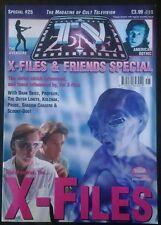 TV Zone X-Files & Friends Special #25 May, 1997 NM condition Dark Skies Kolchak