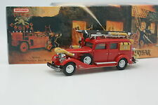 Matchbox Yesteryear Fire Engine Pompiers 1/43 - Cadillac 1933 Fire Van