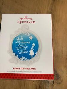 Hallmark  Ornament 2013 Reach for the Stars Girls with Dream become Women