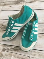 Adidas Seafoam Green Turquoise Neo Label Vibetouch Comfort Size 6 Running Shoe