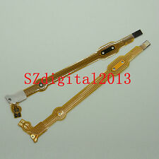 10 Piezas / nueva apertura de lente Flex Cable Para Sigma 24-135mm 18-135mm (Canon interfaz )