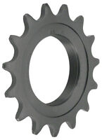 "SHIMANO DURA-ACE 15T 1/2"" X 1/8"" BIKE BICYCLE BLACK TRACK COG"