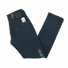 Levis 511 Jeans Mens Skinny Slim Fit Light Blue Black Denim Distressed New Nwt