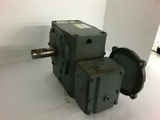 Boston FWA726-200-B5-G 200:1 Double Reduction Left Angle Gear Reducer .47 HP
