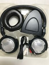 One World Wireless Headphones Dual Frequency New In Box