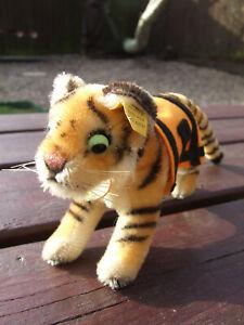 Steiff Princeton Tiger Mascot