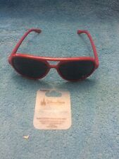 3e631dc7048fc Disney Parks MICKEY Mouse HEAD Bling RED Adult Size Sunglasses NEW