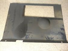 Used Radiator Shield 6557027 - Bobcat 632 Skid Steer