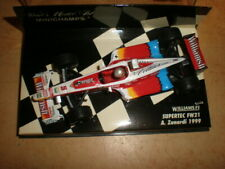 Minichamps 1/43 Williams F1 Team Supertec FW21  A.Zanardi 1999      MIB (13/053)