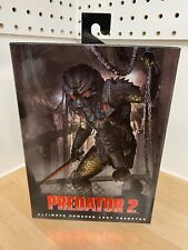 PREDATOR 2 Ultimate Armored Lost Predator NECA 30th Anniversary NEW