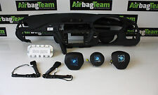BMW 4 Series F32 F33 Airbag Kit Dashboard Driver Passenger Pretensioners