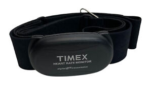 Timex T5K444 Global Trainer GPS Bodylink Heart Rate Monitor HRM Chest Strap EUC