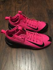 Nike Lunar Vapor Mike Trout Mothers Day Pink Metal Baseball Cleats BCA SZ 13 PE