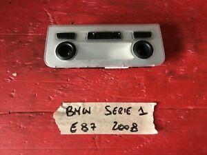 PLAFONIERA LUCE INTERNA ABITACOLO POSTERIORE BMW SERIE 1 E87 2008 2009 2010 2011