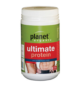Planet Organic Organic Ultimate Protein (Brown Rice) 500g