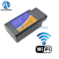 ELM327 WiFi OBD2 OBDII Car Diagnostic Scanner Code Reader Tool for iOS&Android