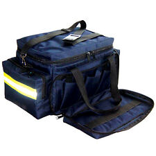 LINE2design EMT Paramedic Padded Trauma First Aid Bag Large Navy Blue