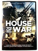 FREE SHIPPING! NEW! SEALED! House of War DVD 2018 Terrorism Based on True Events