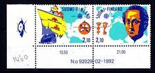 FINLANDIA - 1992 - Europa: 500° anniversario della scoperta dell'America - Coppi