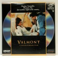 Valmont Laserdisc Image Entertainment Milos Forman