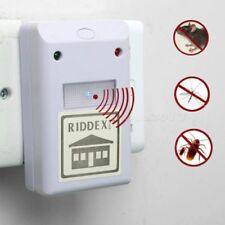 High Quanltiy Riddex Plus Electronic Pests Rodent Control Repeller 220V EU Plug