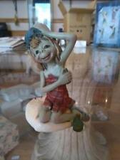 Pixie beauty LES ALPES ZAMBIASI elfo gnomo collezione originale porta fortuna
