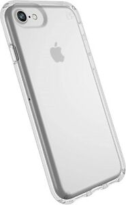 Speck Presidio Case for iPhone SE 2020 & iPhone 8, 7, 6S, 6 - Bulk Packed- Clear