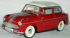 LLOYD ALEXANDER TS Berlina 1958-61 ROSSO-BIANCO rosso-bianco 1:18 Revell 08484
