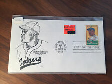1982 JACKIE ROBINSON  COOPERSTOWN First Day Issue  ORIGINAL RARE