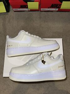 Nike Air Force 1 07' PRM EMB Popcorn Size 12 Brand New 100% Authentic!