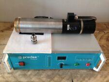 Precise Schnellfrequenzspindel  HF- Spindel + Frequenzumrichter / Set