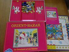 Orient Bazar, Unser Lieblingsspiel, Spielesammlung auflösen