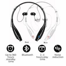 Bluetooth Wireless Headphones Headsets Earphone Neckband Sport Earbuds With Mic