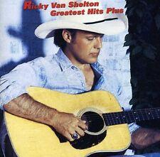 Ricky Van Shelton - Greatest Hits Plus [New CD]