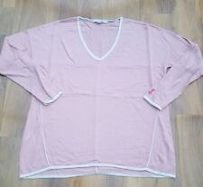 BODEN LADIES GORGEOUS Wool blend pink jumper size L  WV145.