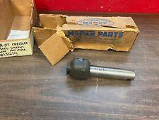 1949-51 Chrysler Desoto Steering Gear Shaft W/ Roller Tooth Nos Mopar 620