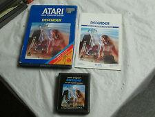 Defender  (Atari 2600, 1982) complete